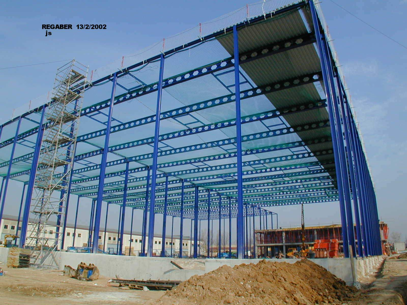 Construccion naves industriales